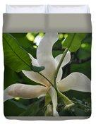Magnolia Macrophylla Duvet Cover