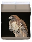 Majestic Hawk Duvet Cover