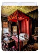 Mansion Bedroom Duvet Cover