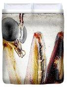Mantis 11 Duvet Cover