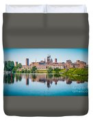 Mantua Skyline Duvet Cover