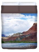 Marble Canyon Duvet Cover