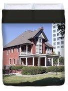 Margaret Mitchell House In Atlanta Georgia Duvet Cover