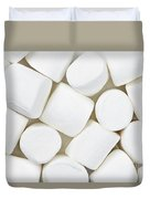 Marshmallows Duvet Cover