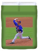 Matt Harvey Duvet Cover