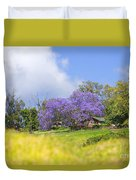 Maui Upcountry Duvet Cover