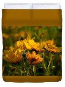 Maximilian Sunflowers Duvet Cover
