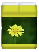 Meadow Salsify Duvet Cover