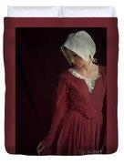Medieval Maid Servant  Duvet Cover