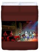 Medieval Times Dinner Theatre In Las Vegas Duvet Cover