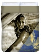 Megan Fox Collection Duvet Cover