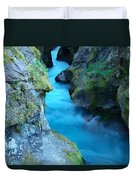 Meltwater Duvet Cover