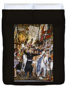 Mexico: 1810 Revolution Duvet Cover