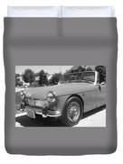Mg Midget Duvet Cover