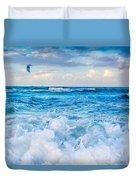 Miami Beach Duvet Cover