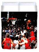Michael Jordan Soft Touch Duvet Cover