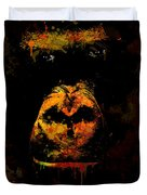 Mighty Gorilla Duvet Cover