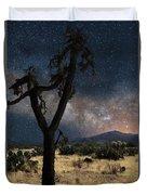 Milky Way 3 Duvet Cover