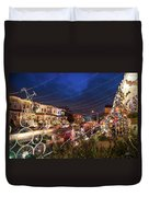 Miracle On 34th Street Duvet Cover