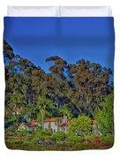 Mission Historical Park Duvet Cover