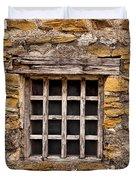 Mission Window Duvet Cover