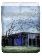 Modern Art Museum Of Fort Worth Duvet Cover