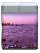 Mono Lake California Duvet Cover