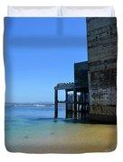 Monterey Bay Duvet Cover
