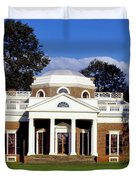Monticello Duvet Cover