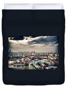 Moscow Duvet Cover
