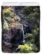 Mountain Cascade Duvet Cover