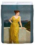 Mrs Kettlewell Duvet Cover