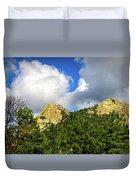 Mt. Lemmon Duvet Cover