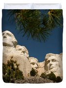 Mt Rushmore II Duvet Cover
