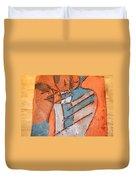 Mum 3 - Tile Duvet Cover