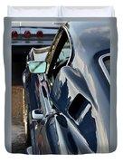 Mustang Shelby Details Duvet Cover