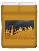 Nambung Desert Australia 1 Duvet Cover
