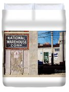 National Warehouse Corp Duvet Cover