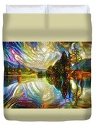 Nature Reflections Duvet Cover