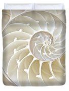 Nautilus 2by3 Duvet Cover