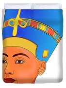 Nefertiti Duvet Cover