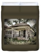 New Orleans House No. 7 Duvet Cover