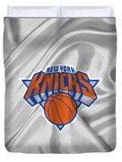 New York Knicks Duvet Cover