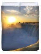 Niagara Falls Duvet Cover