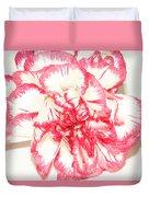 Nice Carnation Duvet Cover