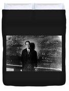 Niels Bohr, Danish Physicist Duvet Cover