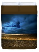 Icelandic Night  Duvet Cover