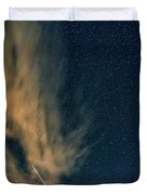 Night Journey Duvet Cover
