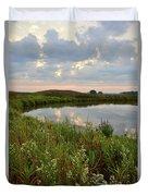 Nippersink Sunrise Duvet Cover