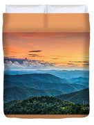 No Title. Duvet Cover by Itai Minovitz